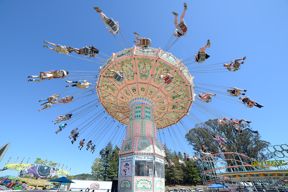 The Sonoma County Fair