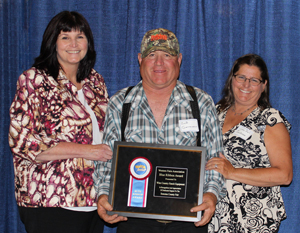 Bob Giannecchini and Wine Country Ranch Equipment - Sonoma County Fair Award Winner