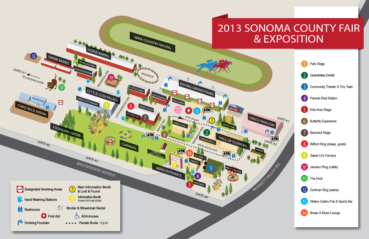 sonomacountyfair.com