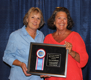 Shari DeGraffenreid - Sonoma County Fair Award Winner
