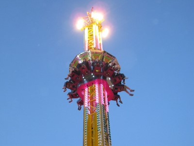 Super Shot Drop Tower