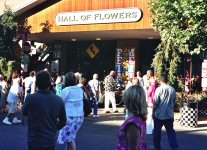 Hall of Flowers Entrance